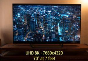 RED и Sharp объединили усилия для разработки телевизионной 8К-панели»