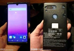 ZTE готовит к релизу близнеца Essential Phone — флагманский смартфон Nubia Z19″