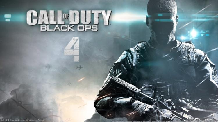 Слухи: следующей Call of Duty будет Black Ops 4″