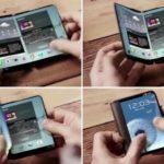 Складной смартфон Samsung Galaxy X вряд ли появится на рынке в обозримом будущем»