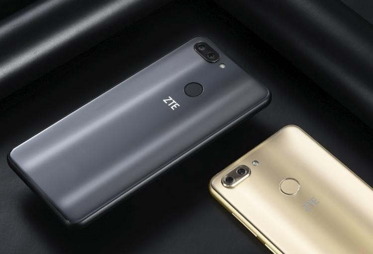 MWC 2018: дебют смартфонов ZTE Blade V9 и Blade V9 Vita с двойной камерой»