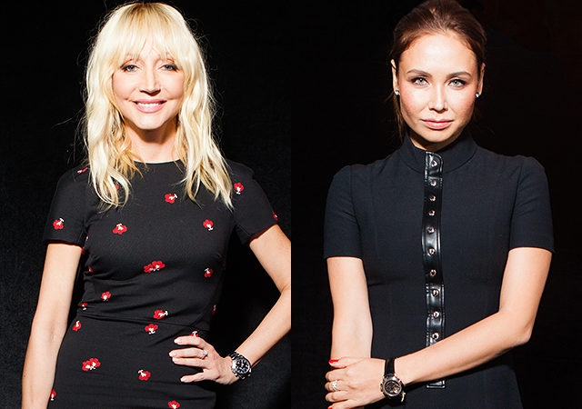 Кристина Орбакайте, Ляйсан Утяшева, Эвелина Хромченко и другие на показе Edem Couture